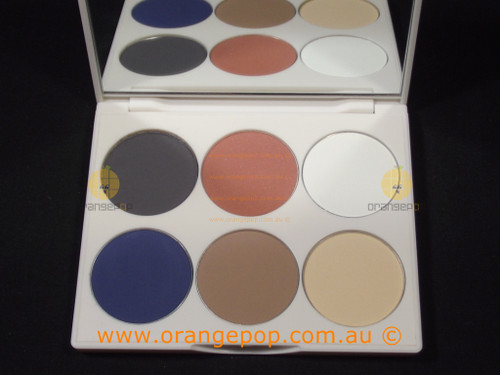 Napoleon Perdis Limited Edition Rendez-vous Colour Disc Palette Eyeshadow