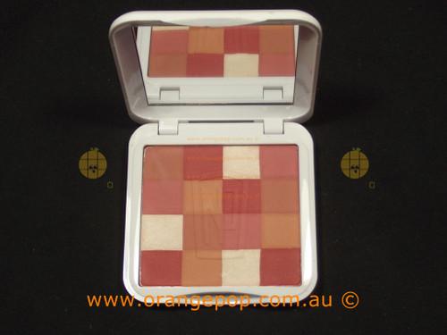 Napoleon Perdis Mosaic Powder & Puff new in box Blushing