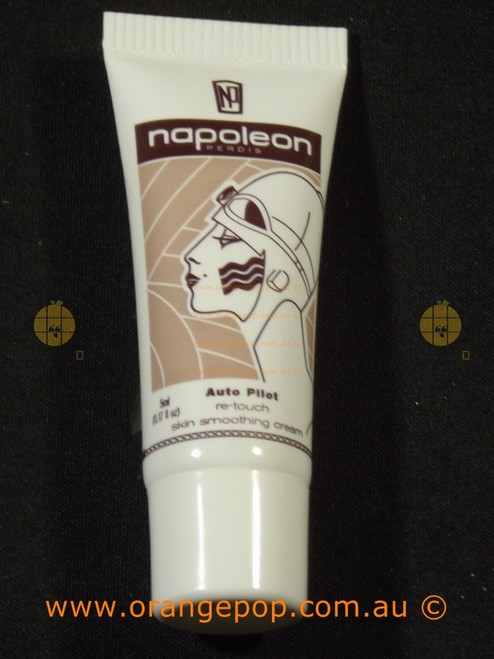 Napoleon Perdis Auto Pilot Re-touch Skin Smoothing Cream 5ml mini