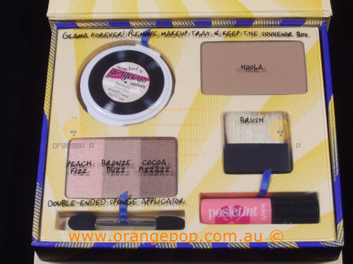 Benefit Cosmetics Cabana Glama Makeup Kit: Hoola, Posietint, Gorgeous