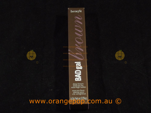 Benefit Cosmetics BADgal Brown Mascara 6g