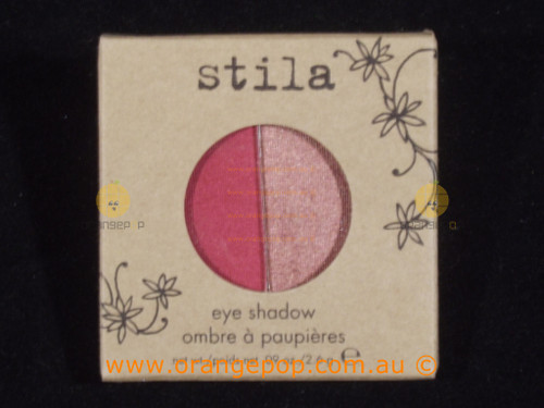 Stila Eyeshadow Duo Refill pan Full size 2.6g Terracotta