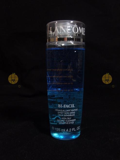 Lancôme Bi-Facial Non Oily Instant Cleanser Makeup Remover Sensitive Eyes 125ml