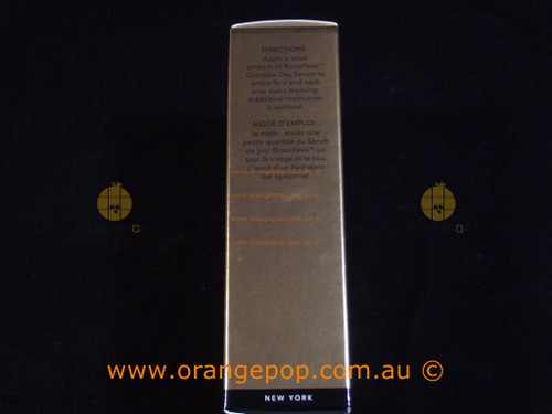 Elizabeth Grant Biocollasis Complex. Advanced Cellular Age Defense Day Serum 30ml