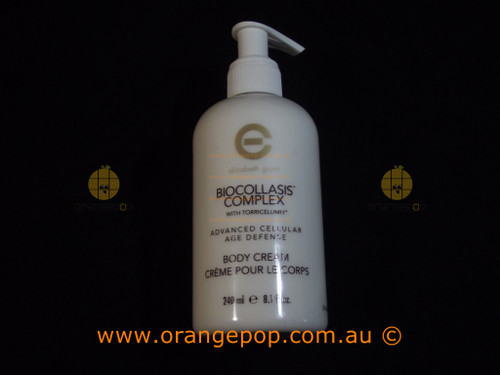 Elizabeth Grant Biocollasis Complex. Advanced Cellular Age Defense Body Cream 240ml
