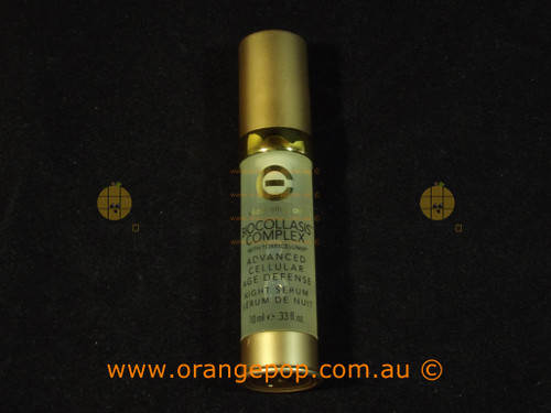 Elizabeth Grant Biocollasis Complex. Advanced Cellular Age Defense Night Serum 10ml