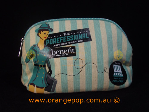 Benefit Cosmetics Limited Edition Porefessional Makeup Bag