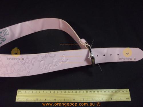 Light Pink RIPCURL Women's Ladies Fashion Belt