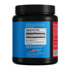 GLUTAMINE is a flavorless, easy-mixing powder and an extremely versatile free form amino acid formula. Glutamine is the most abundant, naturally occurring amino acid in muscle tissue, but it can be depleted during prolonged training.
