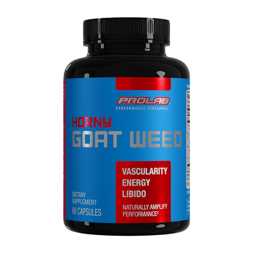 VASCULARITY. ENERGY. LIBIDO.HORNY GOAT WEED offers an exclusive formula designed to help maximize performance naturally.†