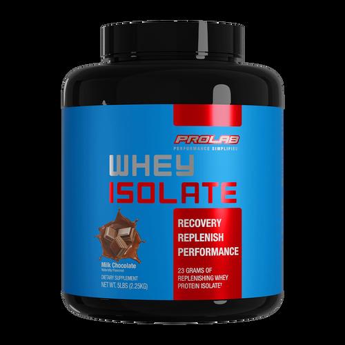 Prolab Nutrition Whey Isolate Milk Chocolate