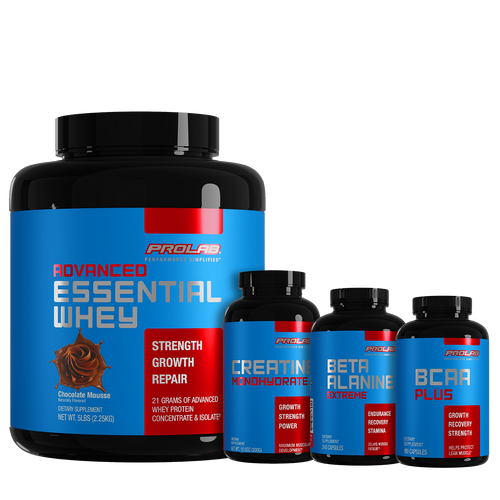 Prolab Muscle Building Stack