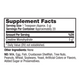 Creatine Monohydrate Supplement Facts 100 count