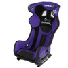 FIA 8855-1999 Homologated HANS Zone for Additional Driver Comfort Bucket Seat of Choice for Professional Drivers Compatible with 4/5/6 Point Harnesses 3 Composite Options 2 Width Options Extra Lateral Support for Better Vehicle Feedback Fully Closed Head Restraint For Maximum Safety