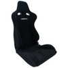 Ideal for Fast Road & Track Days Designed with 3 & 4 Point Harnesses In Mind Mount Using Our Subframe & Slider Combination Reclining Bucket Seat Forward Tilt Enabled 2 Colour Options