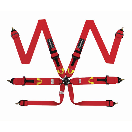 Corbeau are proud to introduce a full range of FIA 8853-2016 harnesses for the serious racer where safety and weight are paramount.  With the introduction of the new FIA 8853-2016 standard, the Ultima-Pro Black edition harnesses have been re-engineered bringing them up to the latest specification and adding more user friendly features.  Using the latest lightweight webbing, lightweight aluminium adjusters for a smoother faster and secure adjustment on the shoulder straps, coupled with a lightweight magnesium alloy release box with a newly designed tang guide, gives the driver assured positioning to insert the shoulder and lap straps first time and in the correct position.  These cutting edge components all add up to a significant weight saving when compared to a standard race harness, while maintaining full FIA approval.  The Ultima-Pro S3036 harness is available in black, red and blue with 6 point fixings. Using traditional lap strap 75mm webbing combined with 75mm webbing in the shoulders. For ease of use the lap straps can either be pull up or pull down giving more flexibility to suit your preferred needs.  We are very proud of what has been achieved and believe this truly is the best harness on the market, realistically priced to suit all disciplines at any level.  Welcome to the future.