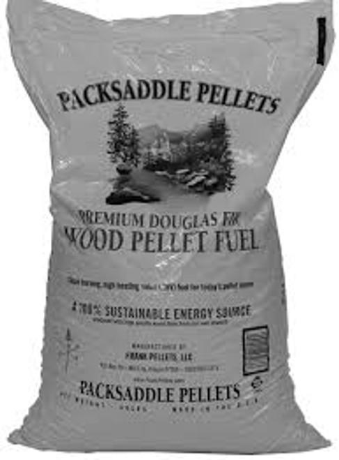 Packsaddle Wood Pellets