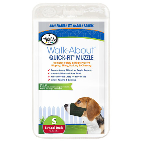 Muzzle Quick Fit Size 2  (Small Breeds)