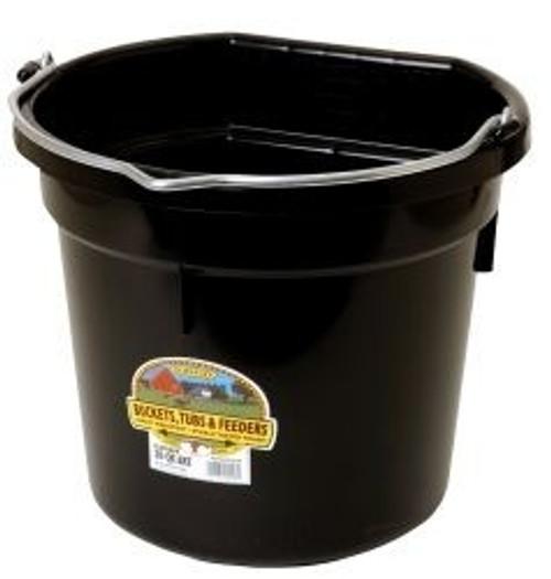 Duraflex Flatback Bucket 20 qt.