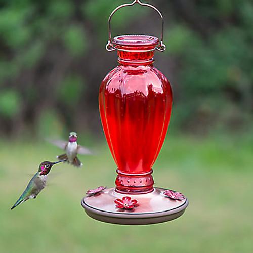 Perky-Pet Daisy Vase Vintage Hummingbird Feeder (8133-2)
