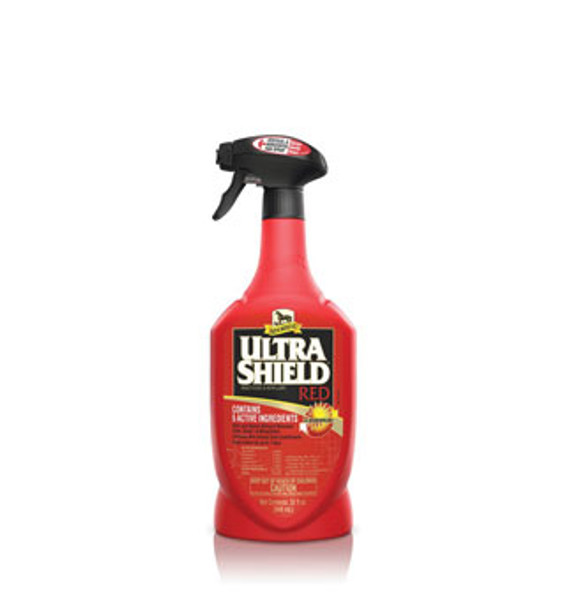 UltraShield Red, All Weather Repellent Fly Spray