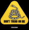 Maxpedition Don't Tread... PVC Morale Patch