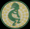 Maxpedition Kokopelli 3D PVC Morale Patch