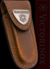 Victorinox Pouch Small Brown Leather