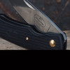 Fallkniven P Concept Gold Plated