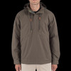 Man Wearing Light Brown 5.11 Taclite Anorak Jacket