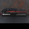 Spyderco Delica 4 Black Blade Part-Serrated