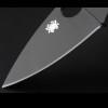 Spyderco Lil' Native Black Blade