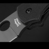 Spyderco Lil' Native Black Blade