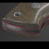 Brisa Trapper 95 N690 Scandi Green Micarta