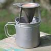 Vargo Titanium Coffee Filter
