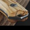 Lion Steel Bushcraft B40 Olive Wood