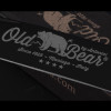 Antonini Old Bear All Black