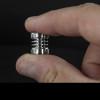 RovyVon Walker Titanium Pendant 6 Tritium Vials