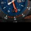 Luminox Navy Seal 3603 Black White Orange