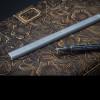 Titanium Round Ruler