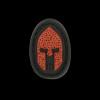 Maxpedition Spartan Hi Relief Micro Morale Patch