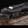 Spyderco Para Military 2 G-10 Dark Gray Maxamet