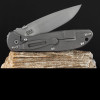 Hinderer Firetac Spanto Black Working Finish