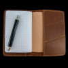 Lord & Field Trail Notes Leather Notepad Cover