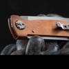 Close Up Boker Plus Atlas Copper Folding Knife