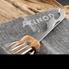 Akinod 13H25 Folding Cutlery Set