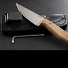 Boker Daily Knives AK1 Drop Point Mustard