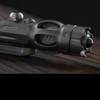 We Knife Baculus Spinner Titanium Pen