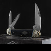 Rough Rider Classic Carbon II Seahorse Whittler