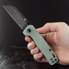 QSP Penguin Jade G10 with Black Blade